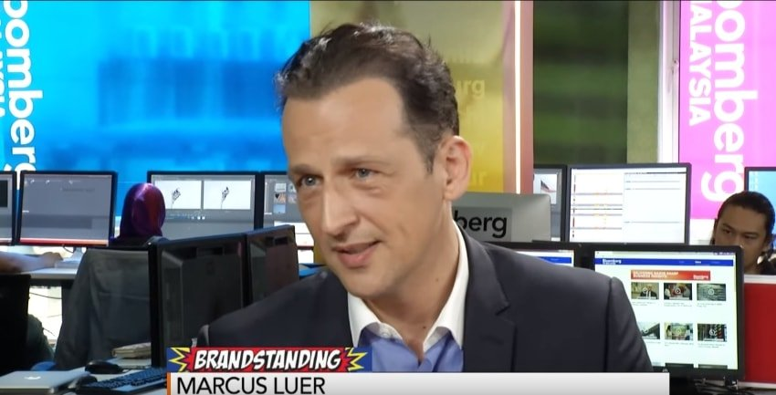 Marcus Luer Bloomberg Interview